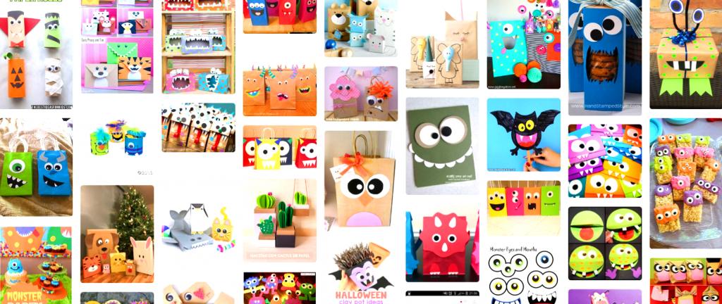 como hacer cajas decoradas para niños