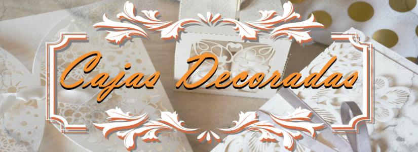 Logotipo cajas decoradas