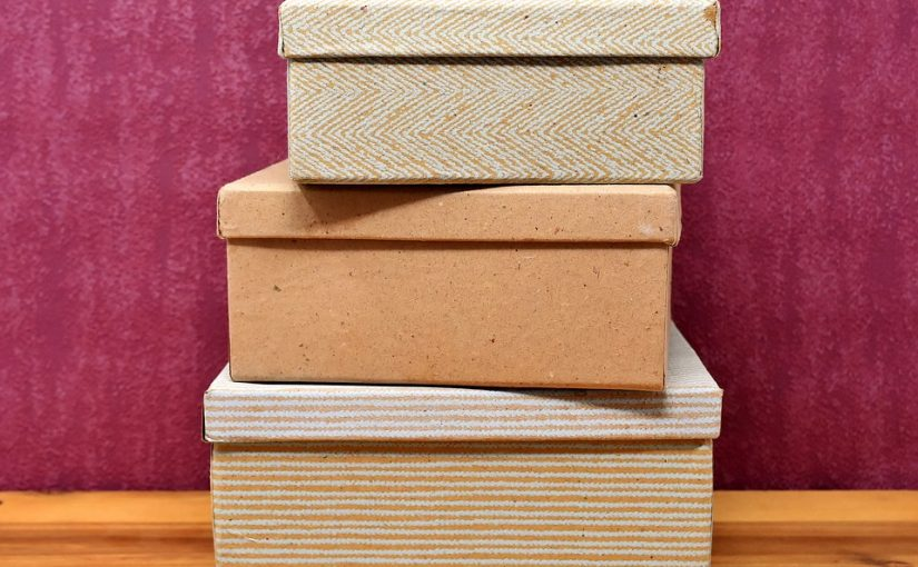 C mo decorar cajas de cart n - Cajas de carton decoradas baratas ...